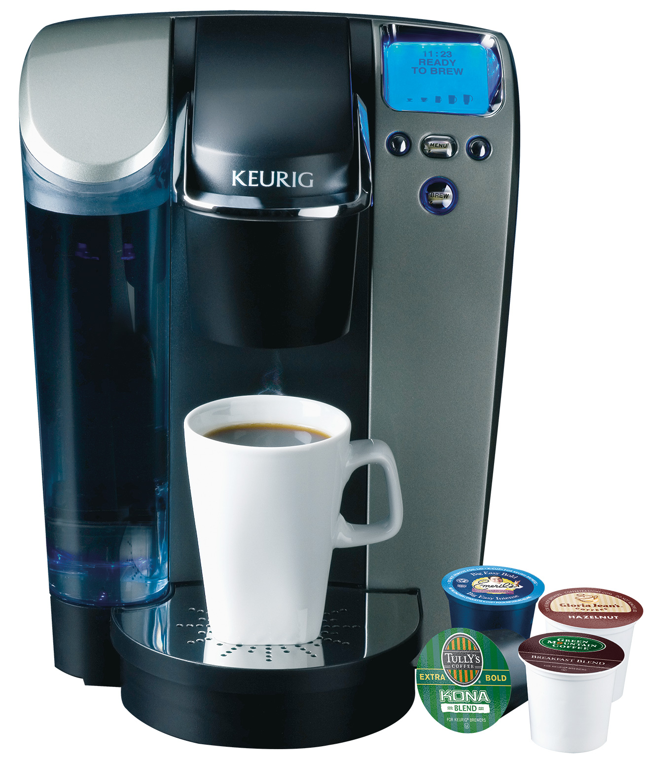 Keurig Or Tassimo Coffee Pod System 2012 Review